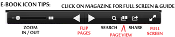 ebook magazine icon tips truck and equipment post digital book