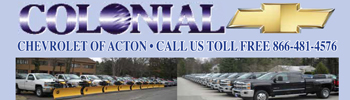 colonial chevy trucks chevrolet truck sales acton mass