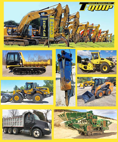 tquip construction equipment sales londonderry nh