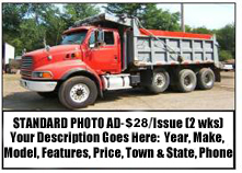 classified ads ad standard magazine online advertising