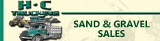 hc trucking sand gravel sales ri 4012949450