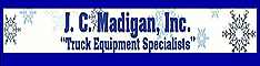 j c jc madigan truck equipment snowplows ayer mass