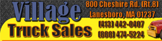 village truck sales lanesboro mass